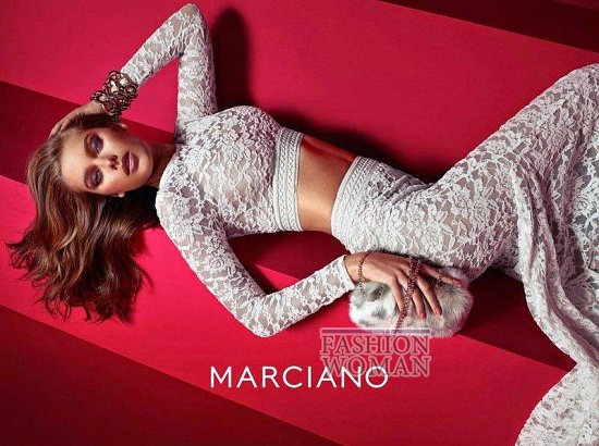 Рекламная кампания Guess by Marciano осень 2014 фото №7