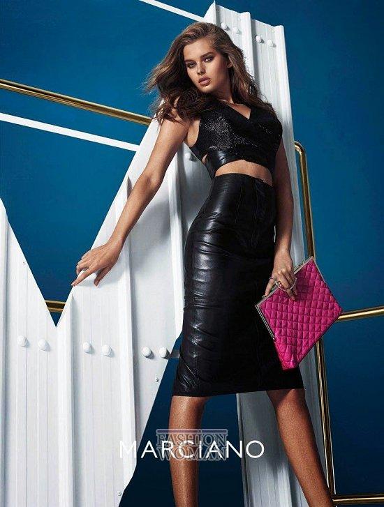 Рекламная кампания Guess by Marciano осень 2014 фото №2