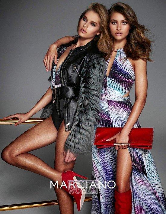 Рекламная кампания Guess by Marciano осень 2014 фото №3