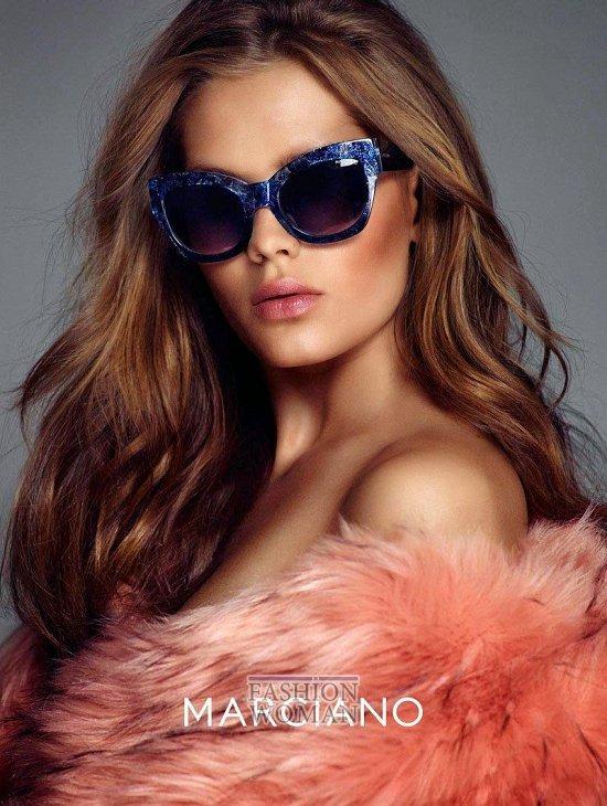 Рекламная кампания Guess by Marciano осень 2014 фото №4