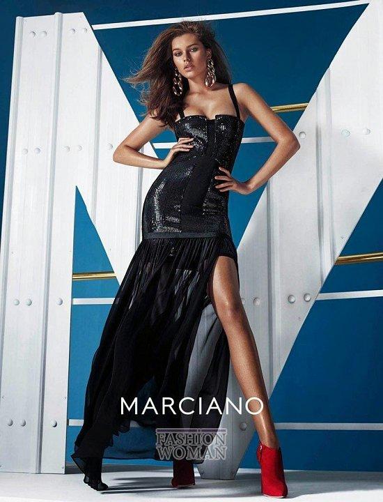 Рекламная кампания Guess by Marciano осень 2014 фото №5
