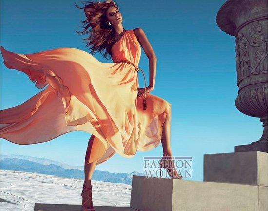 Рекламная кампания Guess by Marciano весна-лето 2013