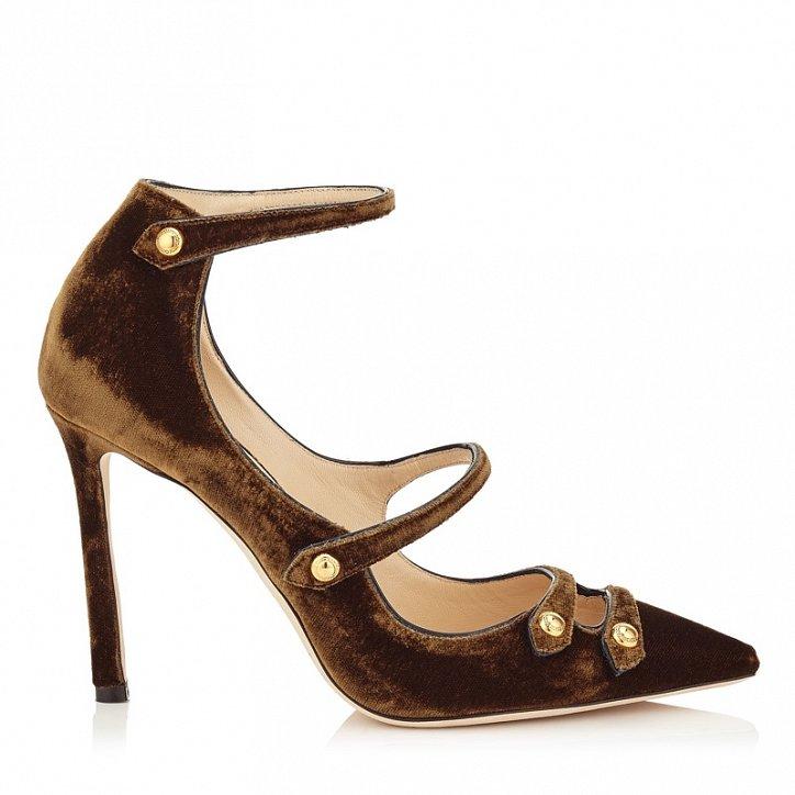 Jimmy Choo fall 2016 shoes