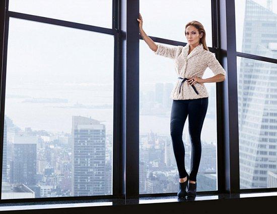 Рекламная кампания J.Lo by Jennifer Lopez фото №6