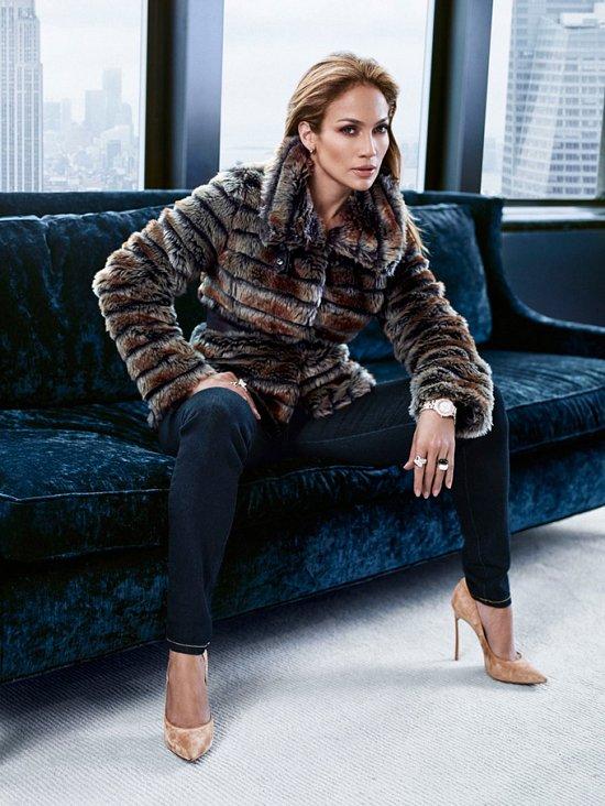 Рекламная кампания J.Lo by Jennifer Lopez фото №3