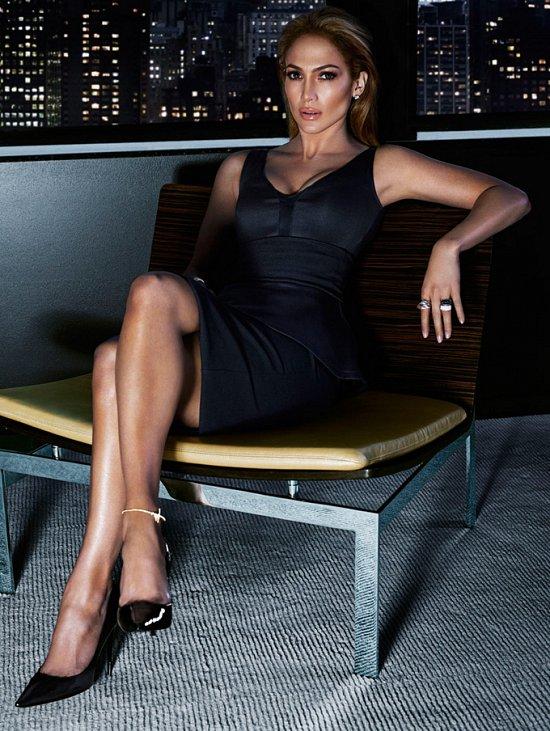 Рекламная кампания J.Lo by Jennifer Lopez фото №5