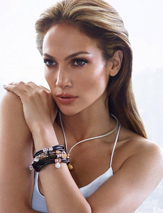 Рекламная кампания J.Lo by Jennifer Lopez