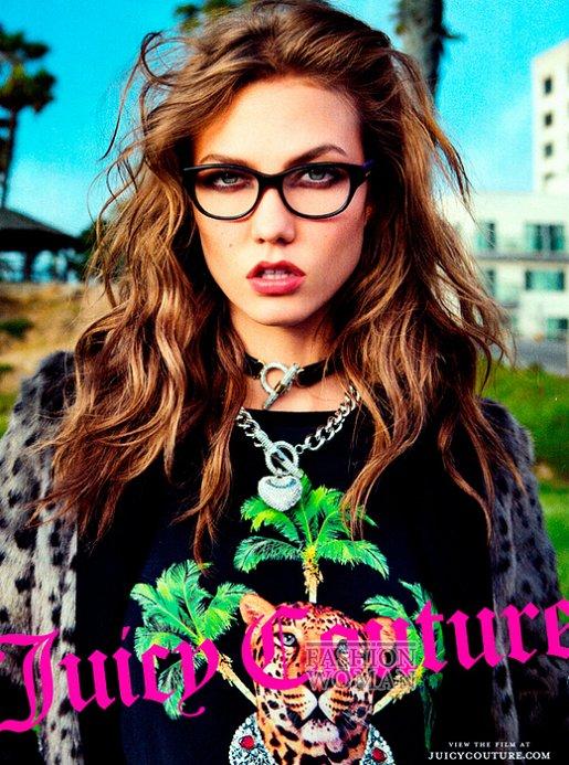 Рекламная кампания Juicy Couture осень-зима 2012-2013 фото №3