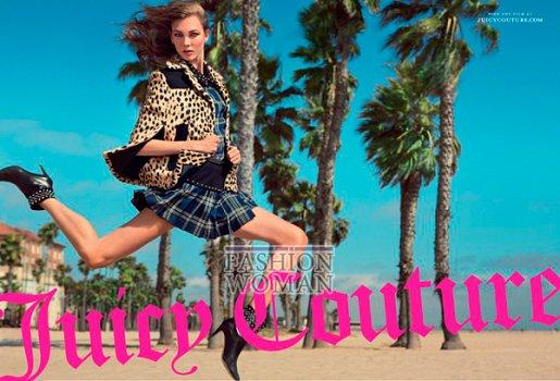 Рекламная кампания Juicy Couture осень-зима 2012-2013 фото №6