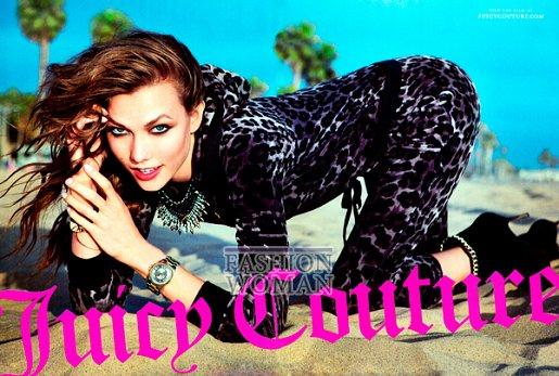 Рекламная кампания Juicy Couture осень-зима 2012-2013 фото №7