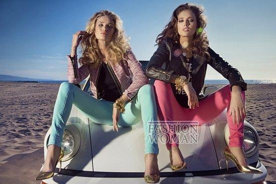 Рекламная кампания Juicy Couture весна 2014 фото №4