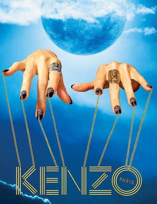 Рекламная кампания Kenzo весна-лето 2015 фото №4