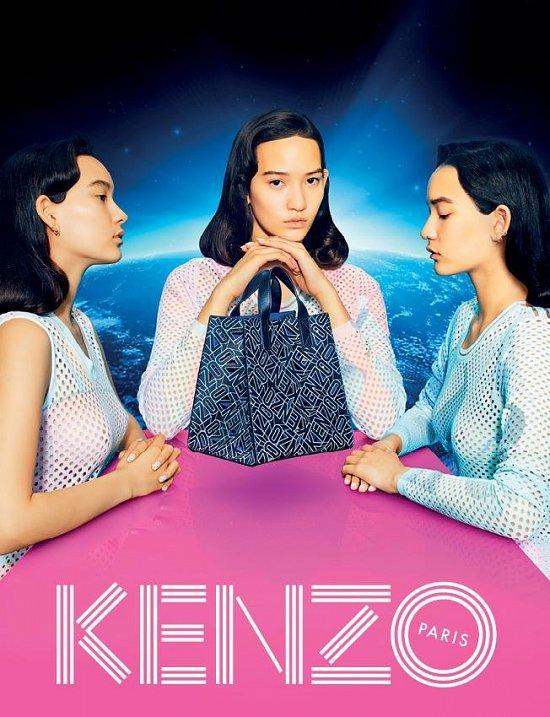Рекламная кампания Kenzo весна-лето 2015 фото №7