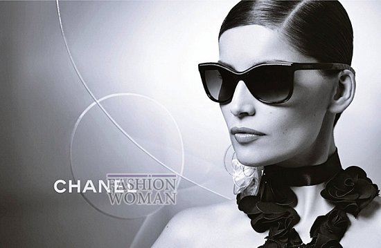солнцезащитные очки Шанель