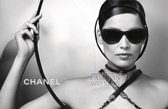 очки Шанель фото