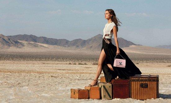 Рекламная кампания Louis Vuitton cruise 2016 фото №4