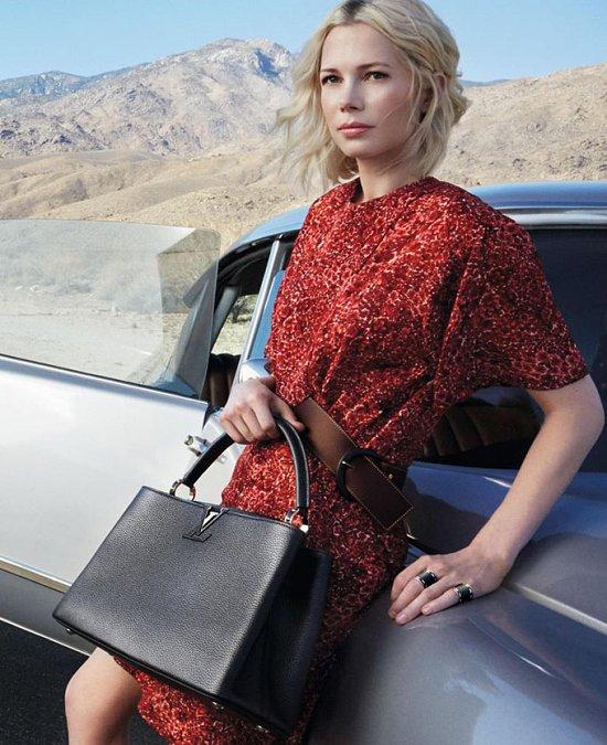 Рекламная кампания Louis Vuitton cruise 2016