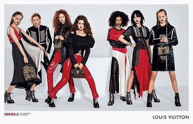 Рекламная кампания Louis Vuitton осень-зима 2016-2017 фото №5