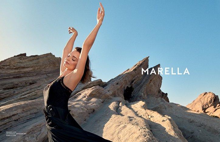 Рекламная кампания Marella весна-лето 2017  фото №3