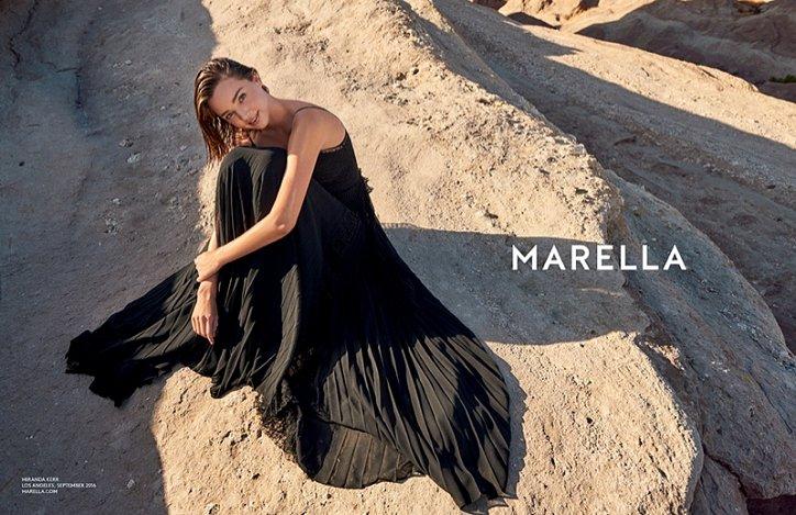 Рекламная кампания Marella весна-лето 2017