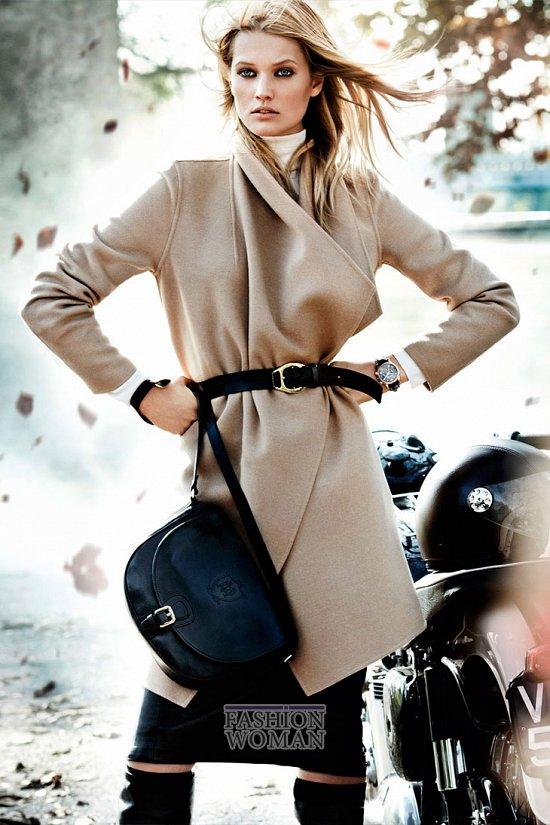 Рекламная кампания Massimo Dutti осень-зима 2013-2014 фото №2