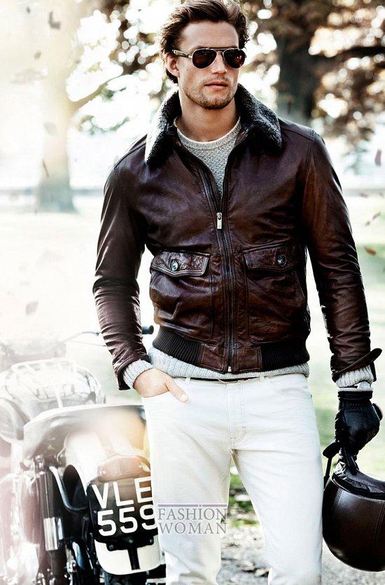 Рекламная кампания Massimo Dutti осень-зима 2013-2014 фото №3