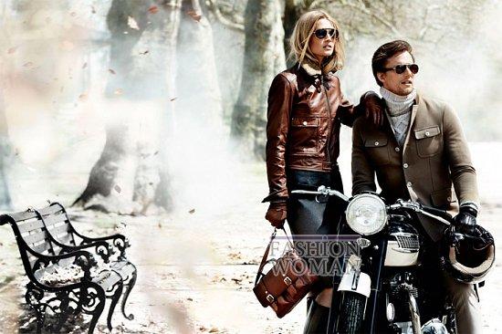 Рекламная кампания Massimo Dutti осень-зима 2013-2014 фото №6