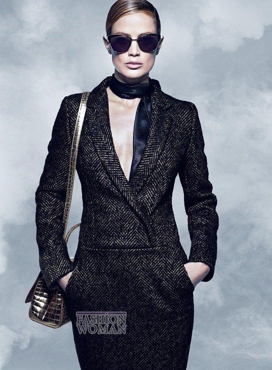Рекламная кампания Max Mara осень 2014 фото №5