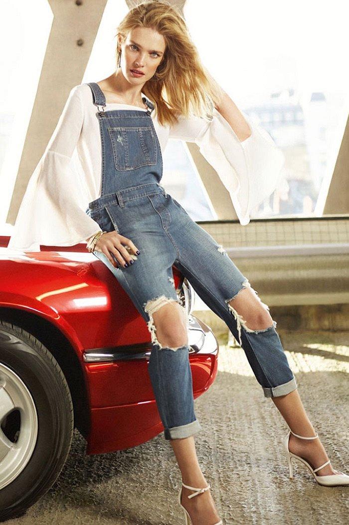 Рекламная кампания Miss Sixty весна 2016