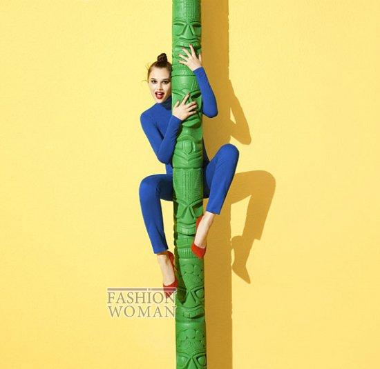 Рекламная кампания обуви Aldo весна-лето 2012 фото №3