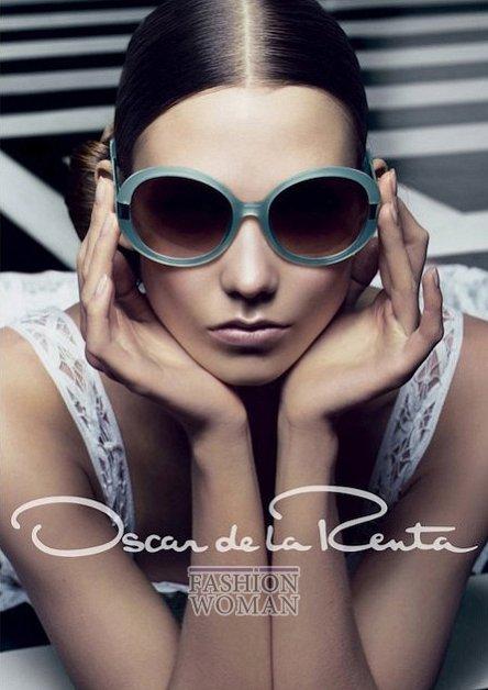 Рекламная кампания Oscar de la Renta весна-лето 2012 фото №7