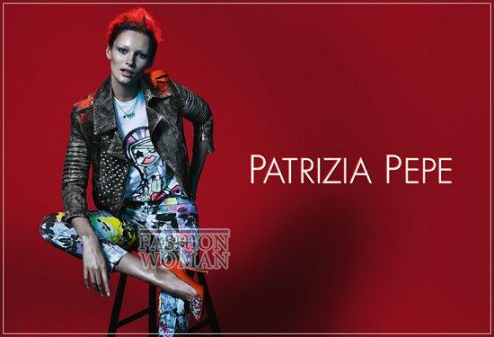 Рекламная кампания Patrizia Pepe весна-лето 2013 фото №2