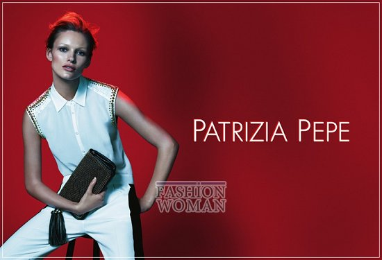 Рекламная кампания Patrizia Pepe весна-лето 2013 фото №3