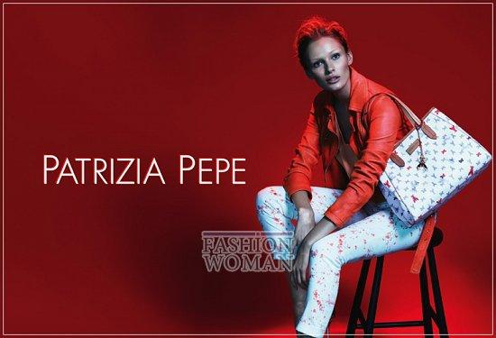 Рекламная кампания Patrizia Pepe весна-лето 2013 фото №4