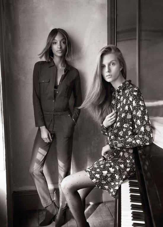 Рекламная кампания Pepe Jeans осень-зима 2015-2016 фото №3