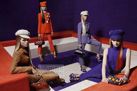 Рекламная кампания Prada осень-зима 2012-2013 фото №2