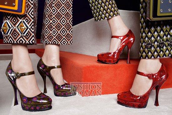 Рекламная кампания Prada осень-зима 2012-2013 фото №17