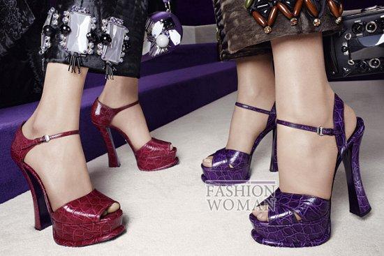 Рекламная кампания Prada осень-зима 2012-2013 фото №19