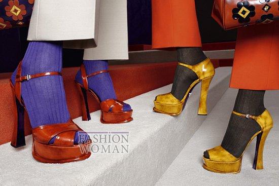 Рекламная кампания Prada осень-зима 2012-2013 фото №20