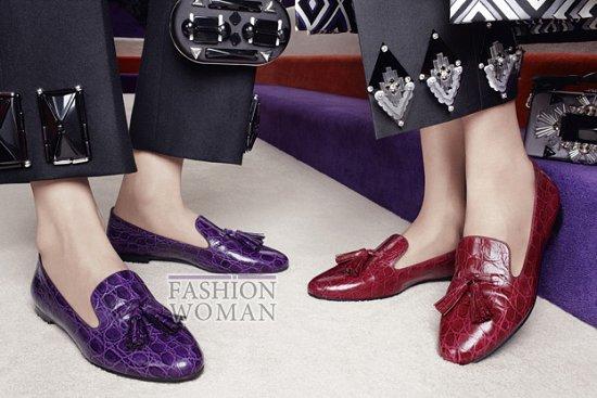 Рекламная кампания Prada осень-зима 2012-2013 фото №21