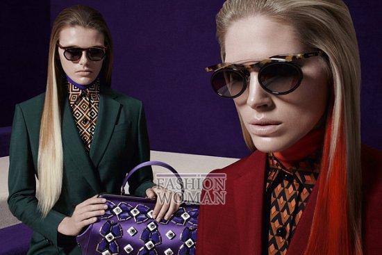 Рекламная кампания Prada осень-зима 2012-2013 фото №24