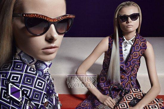 Рекламная кампания Prada осень-зима 2012-2013 фото №25
