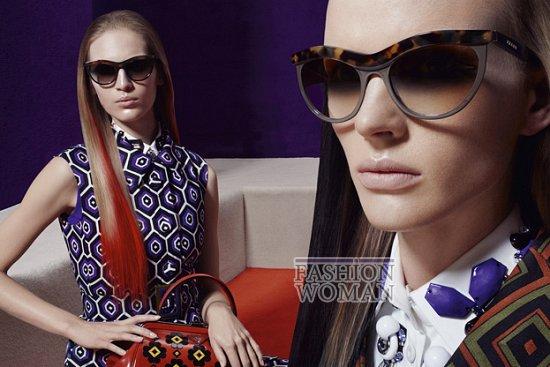 Рекламная кампания Prada осень-зима 2012-2013 фото №26
