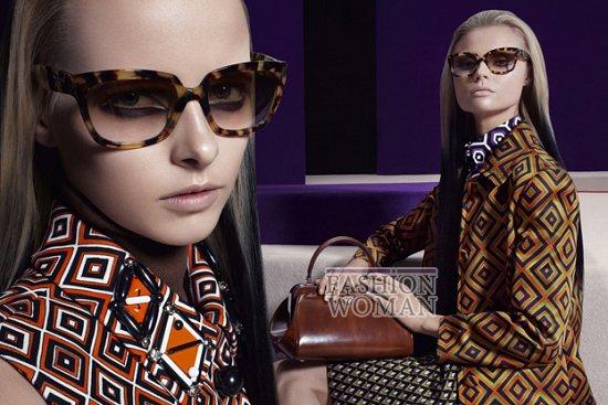 Рекламная кампания Prada осень-зима 2012-2013 фото №27