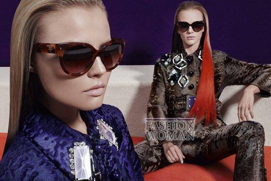 Рекламная кампания Prada осень-зима 2012-2013 фото №28