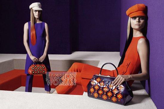 Рекламная кампания Prada осень-зима 2012-2013 фото №5