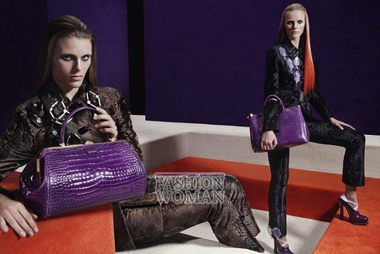Рекламная кампания Prada осень-зима 2012-2013 фото №8