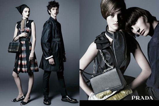 Рекламная кампания Prada pre-fall 2015 фото №1