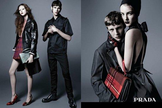 Рекламная кампания Prada pre-fall 2015 фото №4