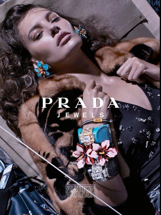 Рекламная кампания Prada Resort 2014 фото №5